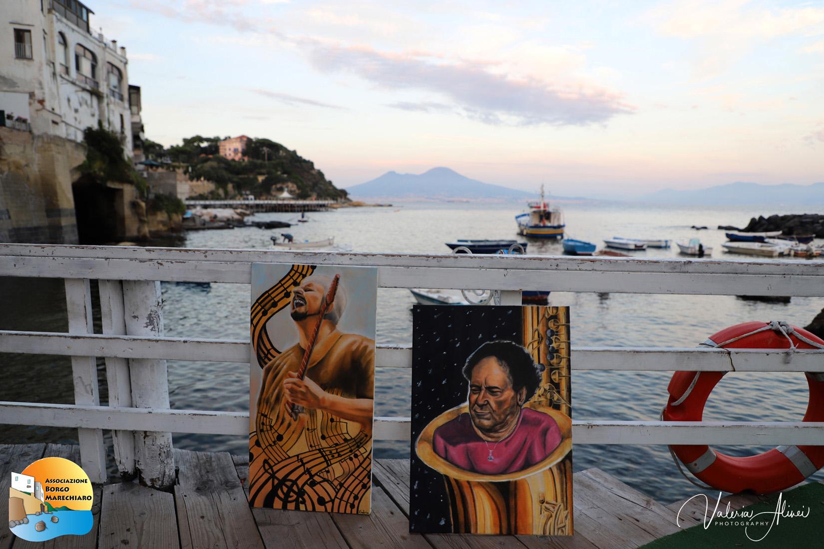 'a musica 'e Napule – Pino Daniele, Enzo Avitabile e Napoli vista da Marechiaro