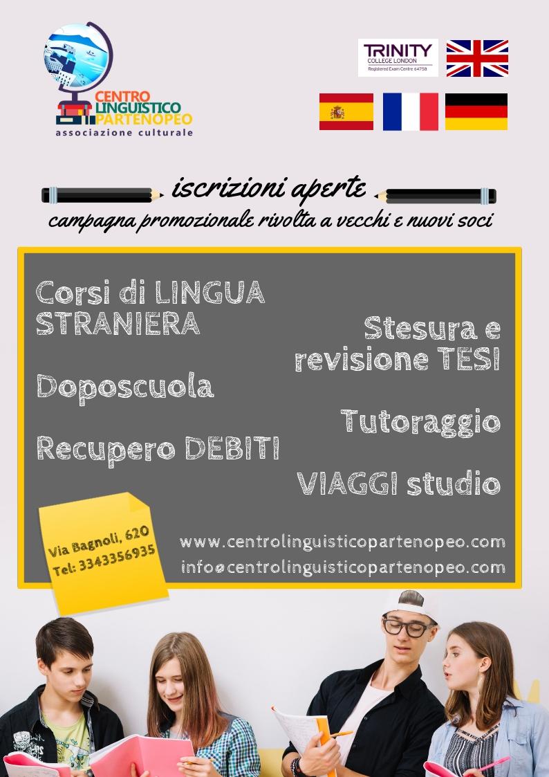 Centro Linguistico Partenopeo