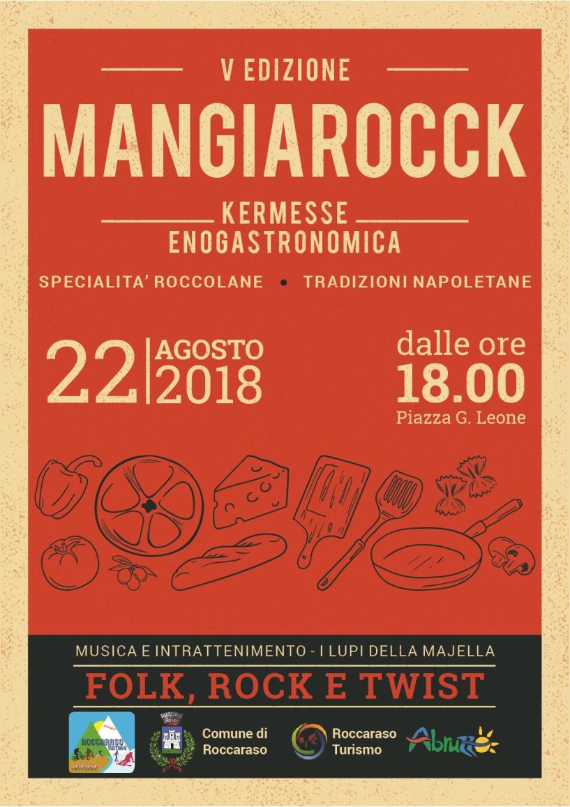 Mangiarocck 2018, Roccaraso Vintage